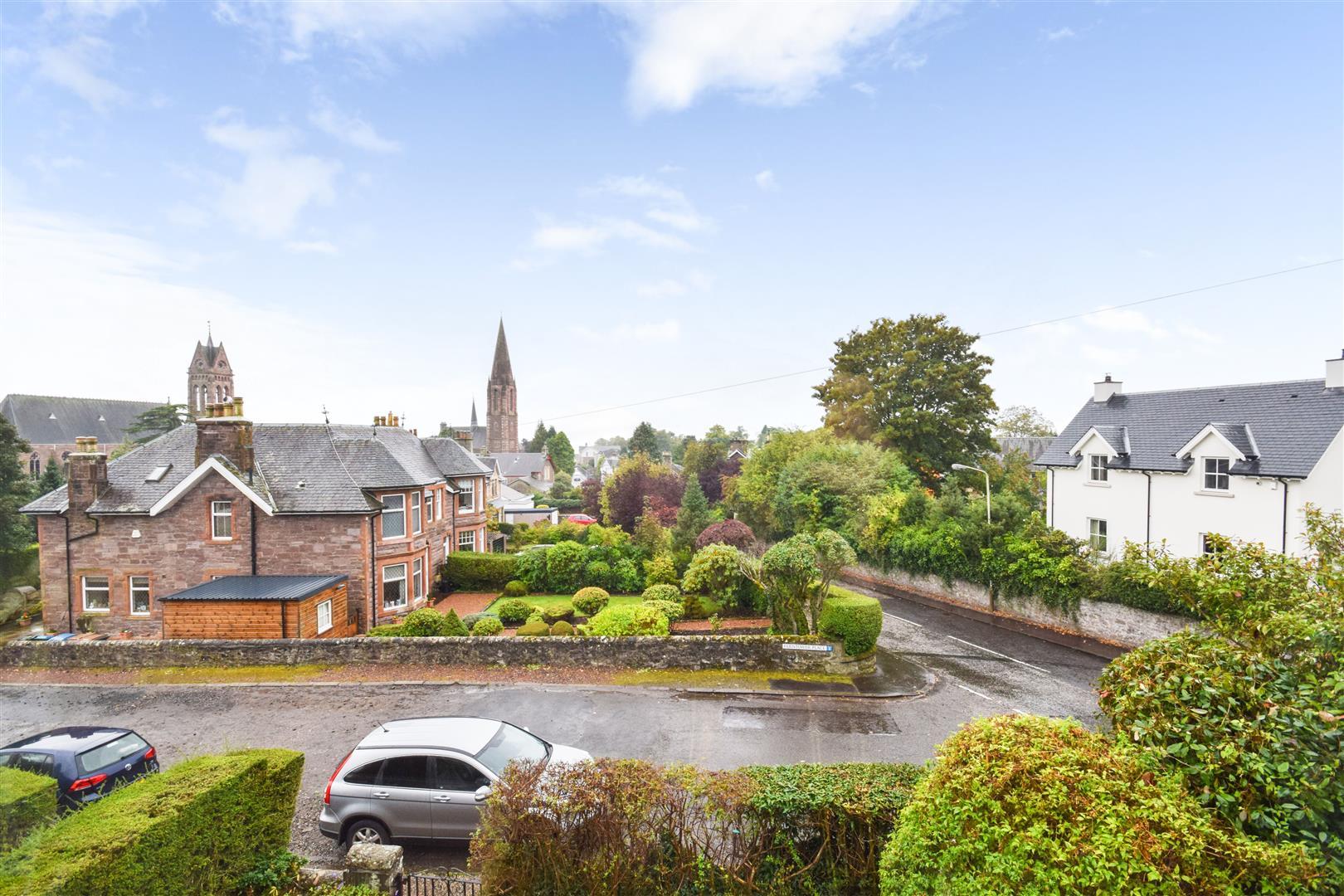Sherwood, Rectory Road, Crieff, Perthshire, PH7 3DE, UK